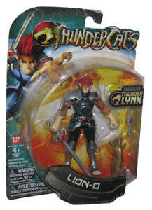 Thundercats Lion-O (2011) Bandai Toy 4-Inch Action Figure