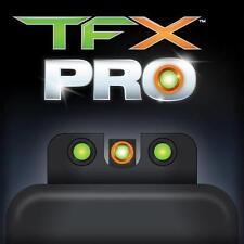 Tritium Fiber Optic TFX PRO NIGHT SIGHTS FOR S&W M&P MODELS INCLUDING SHIELD