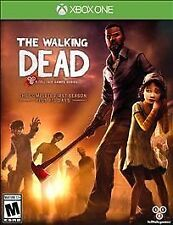 The Walking Dead The Complete First Season Plus 400 Days XBOX ONE! ZOMBIES, GORE
