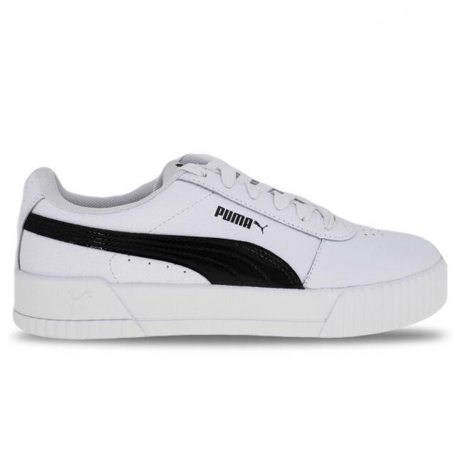 Scarpe Puma Carina PFS Wn's Taglia 38 371212 02 Bianco