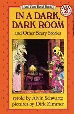 In a Dark, Dark Room and Other Scary Stories-ExLibrary