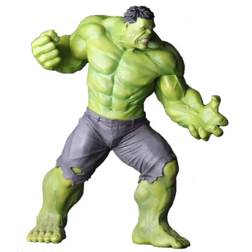 "10/"" Large Avengers Infinity War The Hulk Action Statue Figure PVC Toys"