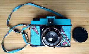 Diana F+ Unikat Im Lomo Deluxe Kit Set Lens 35mm Back Hülle Selbstauslöser
