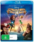 Tinker Bell And The Pirate Fairy (Blu-ray, 2014)