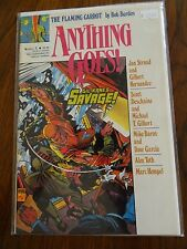 Anything Goes #1 Underground Comix Comic Book High Grade