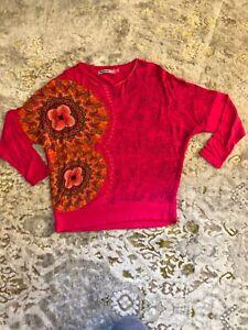 Desigual-Shirt-Pink-Girl-7-8