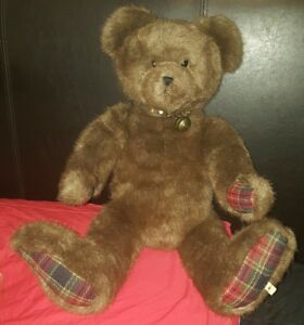 "BOYDS 19"" BROWN BEAR"