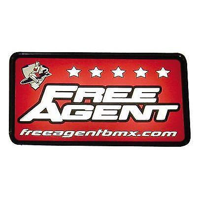 Free Agent BMX Lighted Racing Racing Lighted Sign Bike c2c9ce