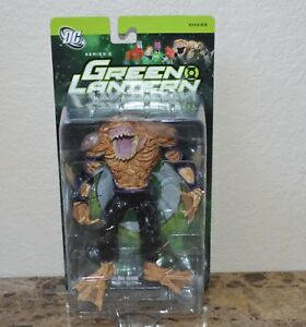 Green-Lantern-Series-2-Shark-7-034-Action-Figure-NEW-DC-Comics-Direct