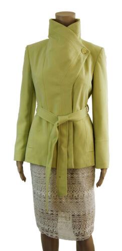 Light Green Wrap Short Coat ex Debenhams Principles by Ben de Lisi Jacket
