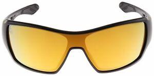 Oakley Offshoot Oo9190 07 Black 24k Gold Iridium Lens Sunglasses Shaun White e7b9049e12