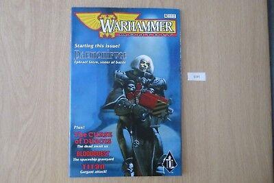 Gw Warhammer Mensile-issue 4 1998 Ref:1391-mostra Il Titolo Originale