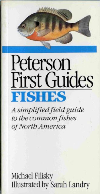 Peterson First Guide to Fishes (1989, Paperback)