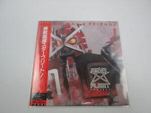 BRIAN-MAY-amp-FRIENDS-STAR-FLEET-PROJECT-EMS-41013-with-OBI-Japan-VINYL-LP