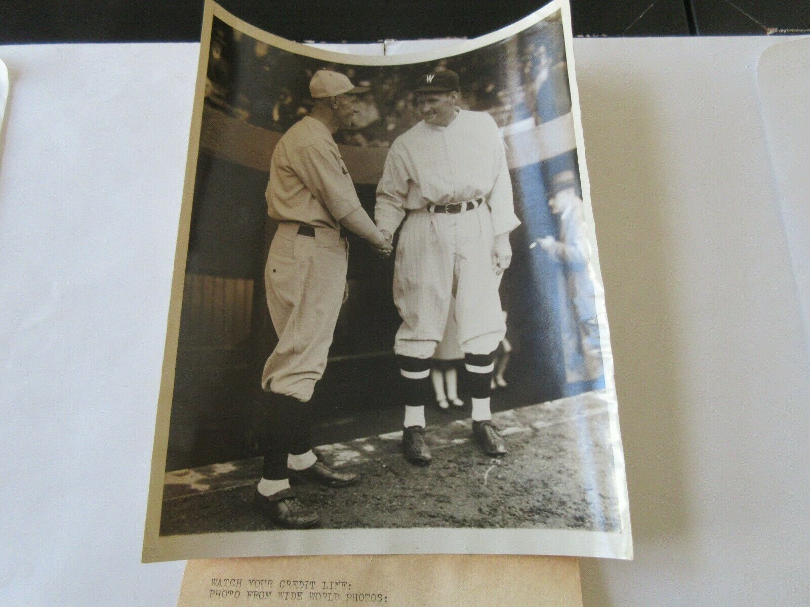 New's Wire Original Photos with Byline ,Baseball ,Walte