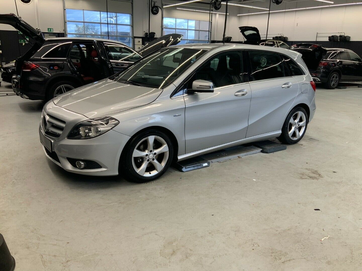 Mercedes-Benz B180 1,8 CDi BE