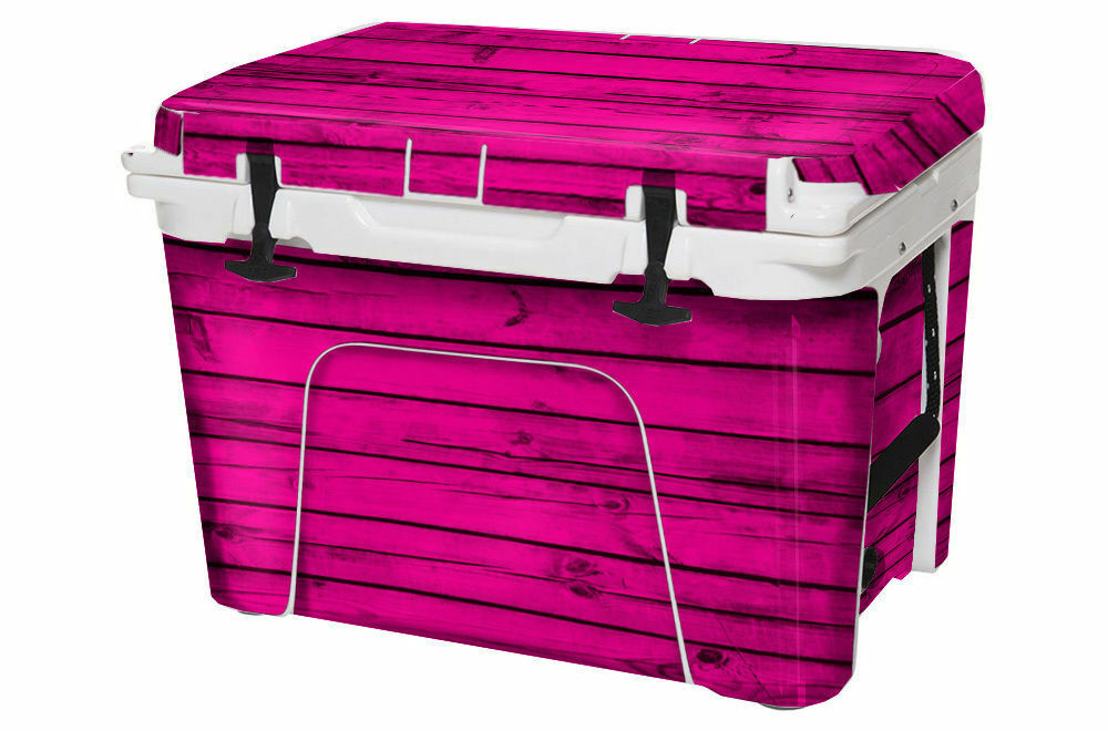 USATuff Custom Cooler Decal Wrap Wrap Decal fits YETI Tundra 75qt FULL Rosa WD 45b320