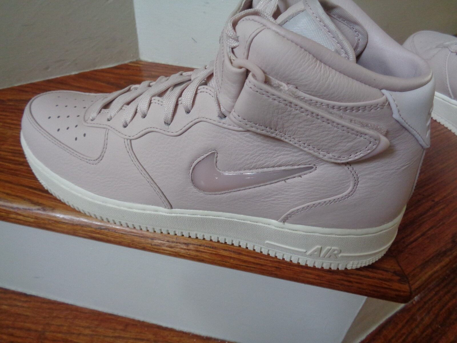 Nike Air Force 1 Mid Retro Premium Jewel Shoes, 941913 600 Size 8.5 NEW