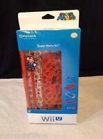 Nintendo Wii-u Super Mario 4 Pc Start Kit Bundle Power - (official Nintendo)