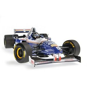 1:18 Williams Renault Fw18 Hill 1996 1/18 • Minichamps 186960005