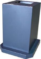 American Changer Ac7770 High Security Gavaneal Steel Pedestal Base