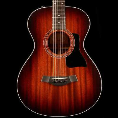 Acoustic Electric Guitars Taylor 322e 12-fret Grand Concert Shaded Edgeburst Strong Resistance To Heat And Hard Wearing Musical Instruments & Gear