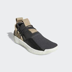 Adidas Harden LS 2 Lace Basketball Shoes B28170 GreyKhaki Houston Rockets   eBay