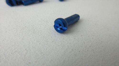 24//pack anodisé bleu aluminium a Parlé Des Mamelons