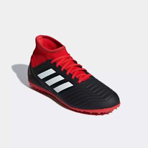 sale retailer 1d40c 6e1e5 Image is loading adidas-Predator-Tango-18-3-Turf-Soccer-Shoes-