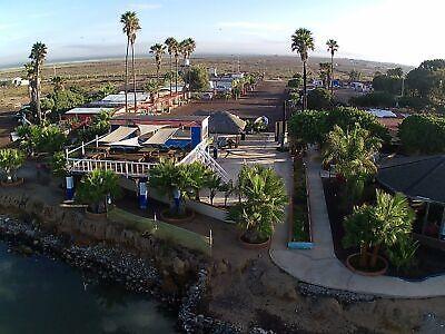 Hotel Turístico en Venta San Quintín Baja California
