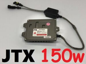 1 x JTX 12V - 24V 150W HID AC Digital Spot or Head Light Headlight Ballast