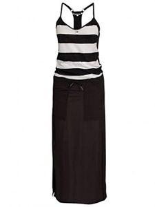 G-Star-Women-039-s-Arc-Pearl-Stripe-Dress-7-8-Raven-Dress-LG