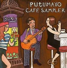 Putumayo-Cafe-Sampler-von-Putumayo-Presents-CD-Zustand-gut