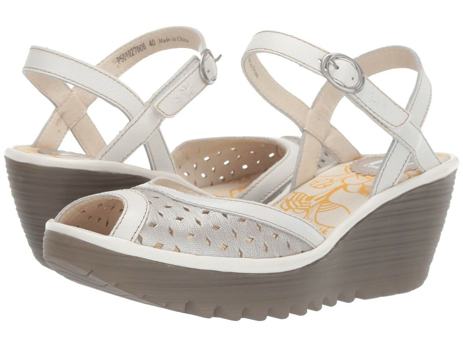 FLY London Womens Rese730fly Flat Sandal