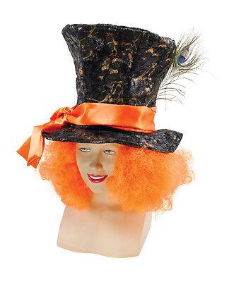 MAD CAPPELLAIO ALICE nel paese delle meraviglie Verde Mini Cappello Costume Halloween Kids