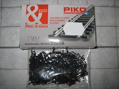 Capace Piko 55298-binario Viti 10 X 1,5 Mm-circa 400 Pezzi-mostra Il Titolo Originale Ritardare La Senilità
