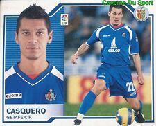 CASQUERO ESPANA GETAFE.CF STICKER LIGA ESTE 2008 PANINI