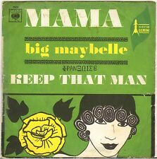 """BIG MAYBELLE """"MAMA (He Treats Your Daughter Mean)"""" NORTHERN SOUL 60'S SP"""