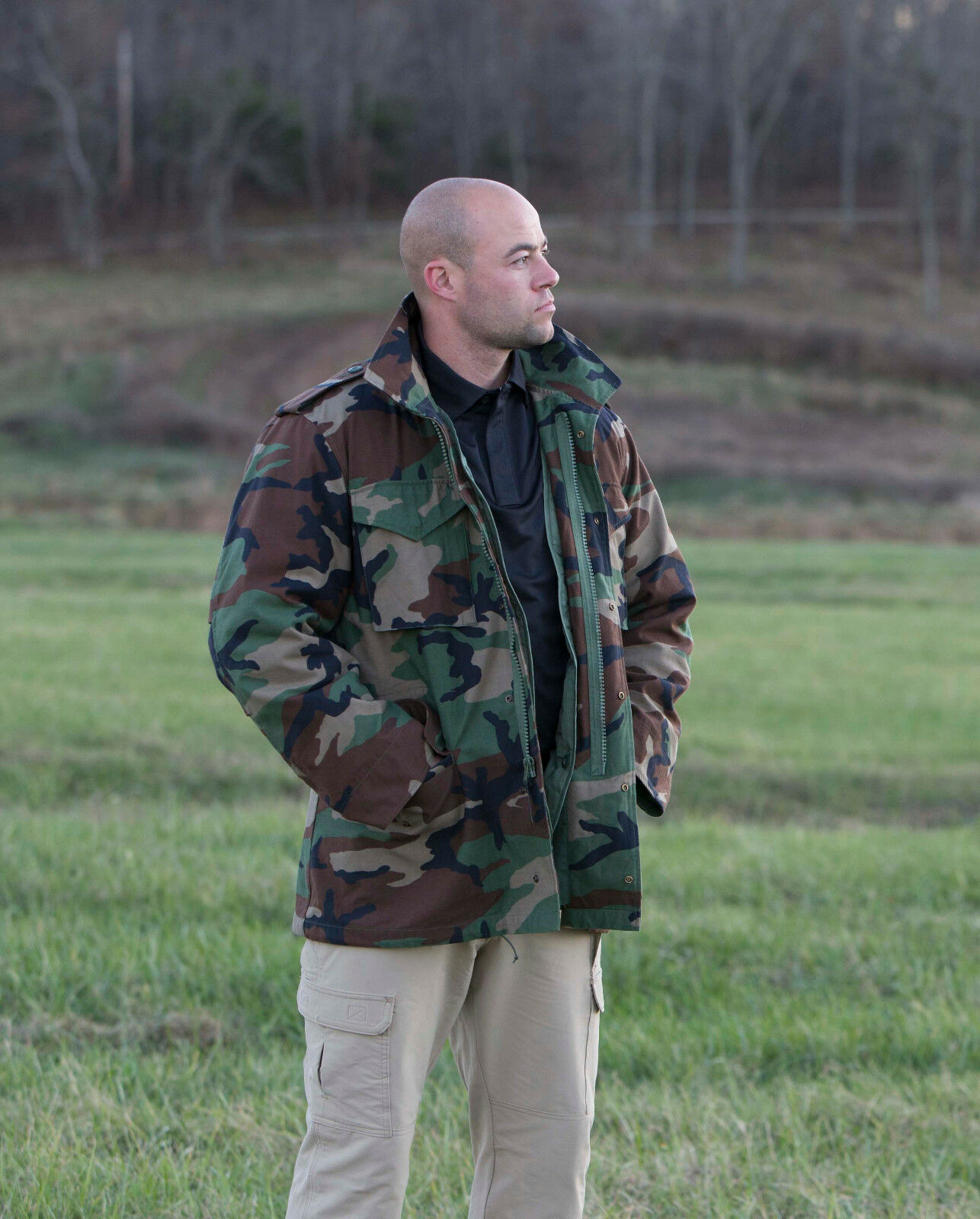 M65 Military Style Field Coat in Three colors from PROPPER F5485