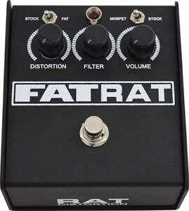 ProCo-FAT-RAT-FATRAT-Distortion-Pedal-with-Selectable-MOSFET-Ships-Free-to-USA