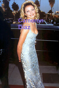 CAMERON-DIAZ-CHARLIE-039-S-ANGLES-GORGEOUS-SEXY-BUSTY-RARE-UNSEEN-PRESS-PHOTO
