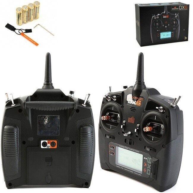 Spektrum DX6 6-Channel 6CH DSMX Transmitter   Radio Mode 2