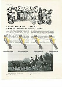 Guildford-to-London-Coach-Book-Illustration-Print-1934