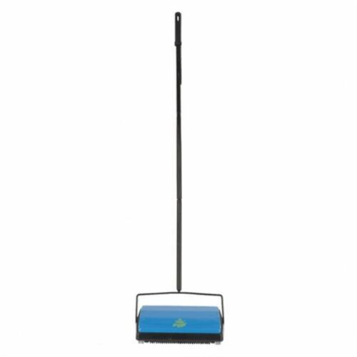 NEW Bissell 2101B Cordless Floor /& Carpet Sweep-Up Sweeper w// Built-in Dust Pan