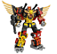 Transformers-WeiJiang-Predaking-Combiner-5-In-One-Set-Feral-Rex-Action-Figure thumbnail 17