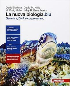 nuova-biologia-blu-PLUS-genetica-DNA-e-corpo-umano-ZANICHELLI-9788808537362