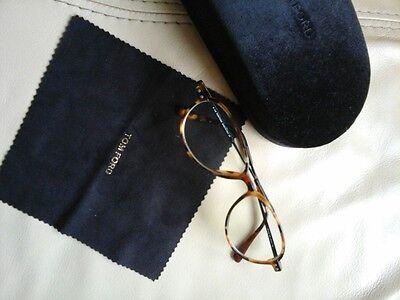 monture glasses Tom Ford vendue avec étui velours case