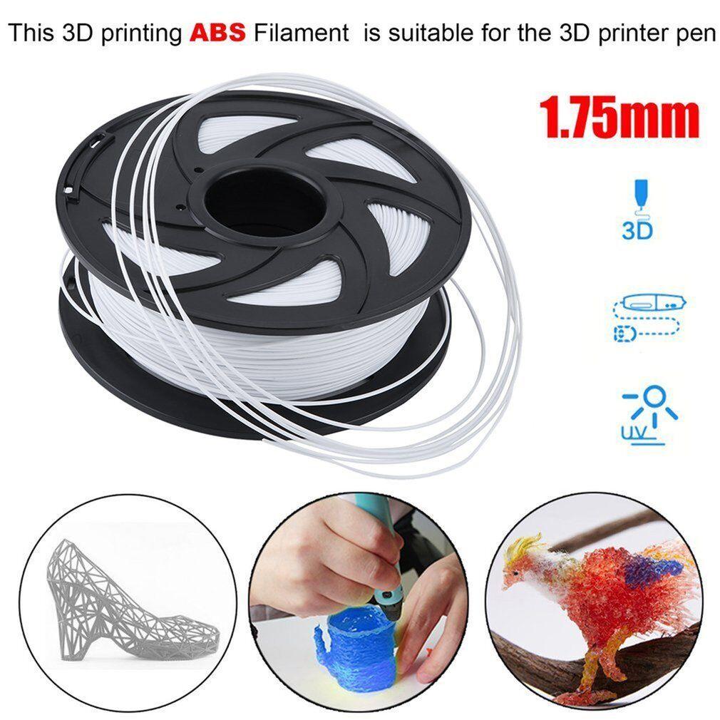 3D Printer Filament 1.75mm 3mm ABS//PLA//PETG//1kg//2.2lb MarkerBot Lot Color US