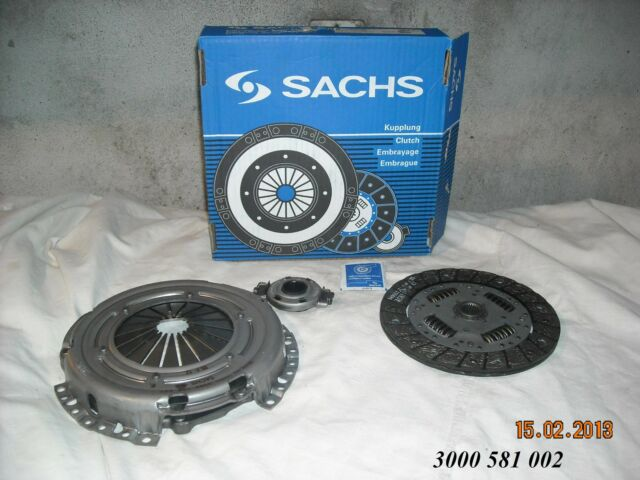 KIT frizione  SACHS 3000 581 002  VW polo 6N e lupo motore 1400  dal 1994 in poi