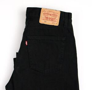 Levi's Strauss & Co Hommes 751 Droit Jambe Slim Jean Taille W33 L30 APZ866